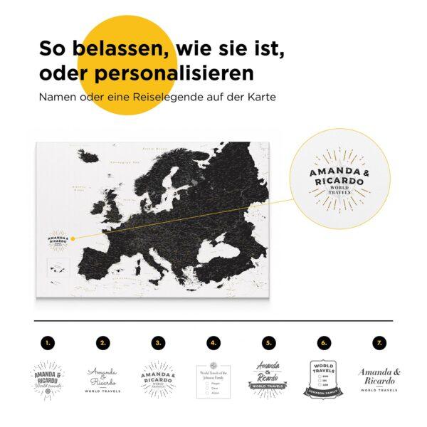 personalized-europa-karte