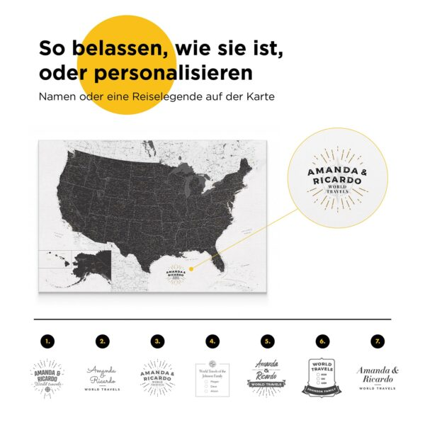 personalized-usa-karte